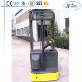 6,8M de 1500 kg Precio apilador eléctrico elevador de la batería Powered Palet eléctrico carretilla apiladora Apiladora de batería con Ce - Comprar apilador eléctrico, electri