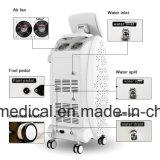 808nm Máquina de remoção de pêlos a laser de diodo com a Alemanha Micro Barras de canal