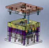 顧客用3D CADはプラスチック型のPalsticの部品の注入を設計した