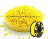 ABS柑橘類の黄色のMasterbatchの着色剤3Dの印刷の射出成形