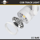China Ce&TUV Carcasa de aluminio de ángulo de luz LED ajustable Tracklight