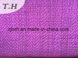 2017 гофрированная сплетенная Linen ткань для стула и мебели