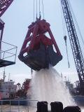 Складные/Апельсиновая Механические узлы и агрегаты производства дноуглубительных работ под водой Grab для осадка сточных вод