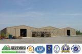 Edificio prefabricado diseñado del almacén de almacenaje de la estructura de acero