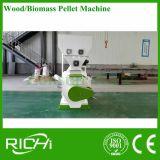 Laminatoio di legno durevole e riutilizzabile della pallina della segatura della macchina della pressa