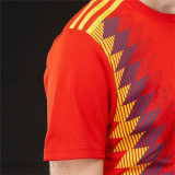Uniformi 2018 di calcio della camicia di gioco del calcio della Jersey di calcio del creatore della camicia di gioco del calcio della tazza di mondo 32teams per gli uomini