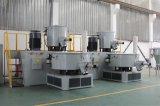 PVC混合のための高速ミキサー機械を熱するか、または冷却するプラスチックPVC粉の樹脂