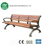 Banco al aire libre compuesto plástico de madera con Ce/SGS