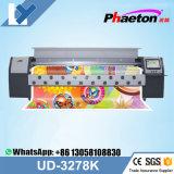 Faëton ud-3278K, Machine van de Druk van de Banner van het Grote Formaat 3.2m/10FT de Openlucht Flex (4 of 8 SPT510/50pl hoofd, 157sqm/h)