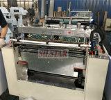 Hochgeschwindigkeitsstück durch Beutel den Piecet-shirt, der Maschine herstellt