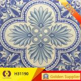 Novo piso em cerâmica rústica decoração de azulejos Azulejos (H31190)