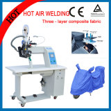 De Verzegelende Machine van uitstekende kwaliteit van de Naad van de Hete Lucht voor de Natte Kostuums van /Dry, de Dekking van de Auto