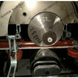 Estampado de lámina caliente la cabeza de la máquina para el moldeo de bastidor PS