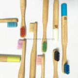 タケで構成される子供の歯ブラシ