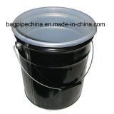 Doublure en acier de seau 5 gallons. 20liters