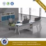 Tableau du personnel informatique blanc des meubles de bureau de couleur 1.2m (UL-NM037)