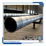 Fabricants de tuyaux soudés X56 Matériel tuyaux soudés en spirale spirale Tuyau en acier haute résistance