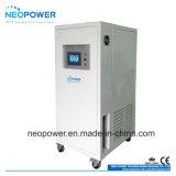 Banco Resistive/indutivo/capacitivo/reativo de DC/AC de carga Dummy para o teste do UPS & do gerador