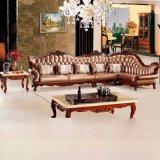 أثر قديم جلد ركن أريكة يثبت لأنّ أثاث لازم بيتيّة
