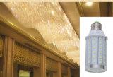 Luz estándar del maíz del vidrio LED del GS con 30W