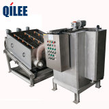 Smart Empilhadas Máquina de desidratação de lamas SS304