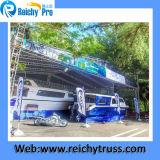 De Bundel van het Stadium van het Aluminium van de Kwaliteit van Ryhigh, het Systeem van het Project van de Bundel