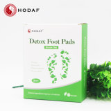 El vinagre de bambú Detox desintoxicación parches Pie Pie Pad eliminar las toxinas