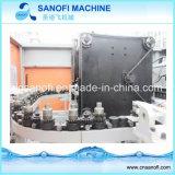 Máquina plástica automática llena del soplo de la botella de 4 cavidades y precio de proceso del soplo