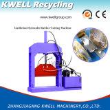 Гидровлический резиновый резец листа, автомат для резки Bale для материалов неметалла