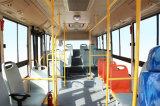 2017 새로운 바디 디젤 엔진 도시 버스 Slk6809