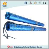 4 pompa del mezzo sommergibile dell'acqua di pozzo profondo di monofase di pollice 0.5HP-3HP