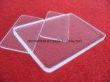 En silice fondue de haute pureté feuilles de verre