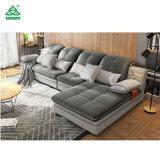 Sofà moderno del tessuto di nuovo disegno, insiemi del sofà del tessuto, mobilia Xsy del sofà
