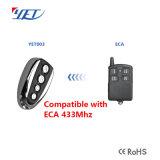 433 émetteur compatible à télécommande de roulis de rechange Merlin+ Keyfob de code