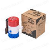 高く効率的なビルジポンプ12V安い浸水許容ポンプ500gph