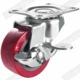 가벼운 의무 PU 스레드 줄기 피마자 빨강 (G2201)