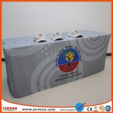 6FT Rectangular equipado Polyester Spandex Mantel