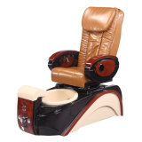 Presidenza di Pedicure di massaggio della STAZIONE TERMALE con il piede d'impastamento di massaggio dello schienale di promozione