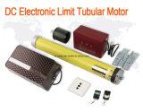 Tubular de 59mm Motor del obturador de rodillos eléctrico