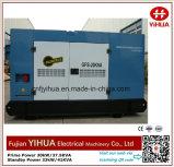 stille Diesel 30kw/37.5kVA Weifang Generator met Ricardo Engine Ce Approval-20170825D