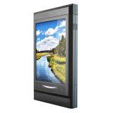 Imperméable Kiosque personnalisée Publicité de plein air Afficheur LCD