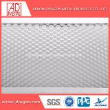 Acier inoxydable Honeycomb Core pour la plate-forme mécanique