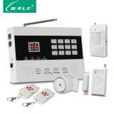 Sistema di allarme senza fili dello PSTN della casa con 99 zone senza fili