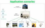 Roteador ao ar livre CPE, router impermeável sem fio CPE, 2 * 2 4G / WiFi MIMO Antena