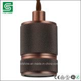 Het Metaal van de Houder van de lamp E27 met de Certificaten van Ce RoHS