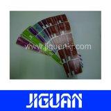 preço de fábrica personalizada de alta qualidade 100ml rótulo do frasco de vidro âmbar