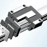 Cnc-lineare Führungsleiste mit Block und Trägerteilen