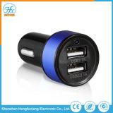 Универсальный поездки два порта USB автомобильное зарядное устройство для мобильных телефонов