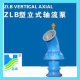 Bomba de hélice submergível, bomba axial de Zlb