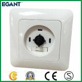 Glisser le commutateur économiseur d'énergie de régulateur d'éclairage de la compatibilité DEL